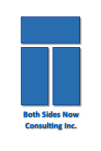 Both Sides Now Consulting Logo with Text
